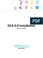 PRINTSolv DCA 4 0 Installation