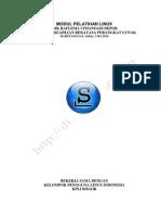 Pelatihan Linux SMK Raflesia