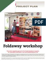 Foldaway Workshop - FH03Sep