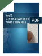 Sistema Brailleee