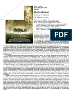 Tolkien - Stapinul Inelelor 1 - Fratia Inelului