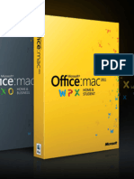 Microsoft Office for Mac Home and Business 2011 v14.1.3 FREE DOWNLOAD High Speed