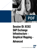 SAP Exchange Infrastructure - Graphical Mapping - Advanced