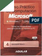 4.- Microsoft Word I