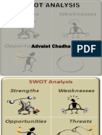 PPT Swot Analysis