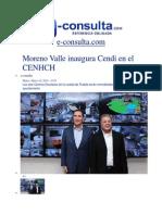 18-03-2014 E-consulta.com - Moreno Valle inaugura Cendi en el CENHCH.pdf