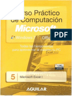 5.- Microsoft Excel I