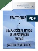 3. Fractografia