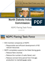 Flaring Task Force Presentations