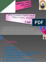 Presentation OSHA (Analytical Chemistry)