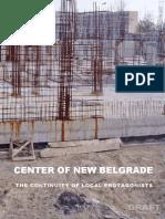 Center of New Belgrade