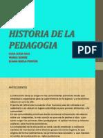 diapositivashistoriadelapedagogia-120427164756-phpapp01