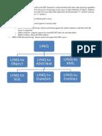 Linq Practical Info
