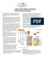 Changing the Way 3-Phase Meters Are Designed With New Isolation Technology