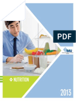 Nutrition Brochunre