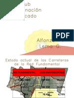 Plan Vial Departamental CERCADO