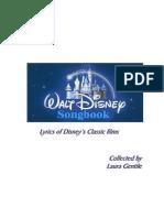Disney Songbook Definitivo