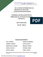 Proyecto 0 - Cuadernillo Area Tecnologia