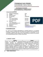 Derecho de La Produccion de La USP