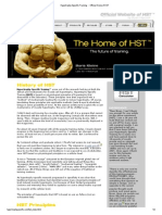 Hypertrophy-Specific Training _ _ Official Home of HST