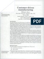 Berry Et Al_1994_Customer-Driven Manufacturing