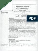 Berry Et Al_1994_Customer-Driven Manufacturing