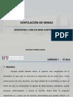 02 Capitulo 01 - Ventilación de Minas - Atmosfera y Aire Mina Subterrranea