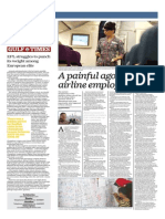 A Painful Agony for Malaysia Airlines' Employees - Gulf Times 18 March 2014