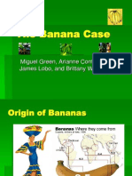 Banana Case (Fall 2003).