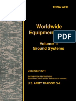 Worldwide Equipment Guide WEG Update 2011 Vol.1 Ground Systems