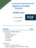 HSDPA Mobility