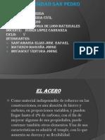 Diapositivas Del Acero