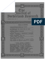 Journal of Borderland Research - Vol XLII, No 4, July-August 1986