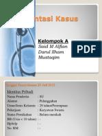 Presentasi Kasus Kulit - Pityriasis Rosea