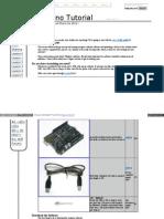 Www Ladyada Net Learn Arduino Lesson1 HTML