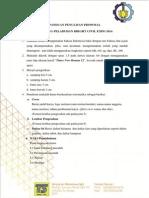 Panduan Penulisan Makalah CIVEX 2014 (LAMPIRAN 1)