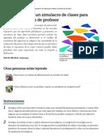 Cómo planificar un simulacro de clases para obtener el puesto de profesor _ eHow en Español