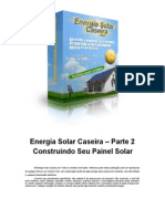 Construindo Seu Painel Solar