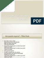 Economia mineradora