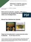 Articulos en Busca de La Atlantida Georgeos Diaz-montexano