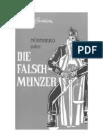 BARDÈCHE Maurice-Nürnberg oder die Falschmünzer