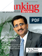 Banking & Business Review Oct 2009