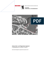 Alters- Und Pflegezentrum Appenzell Selektiver Projektwettbewerb Bericht Des Preisgerichts