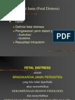 Gawat Janin (Fetal Distress).PPT
