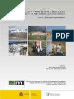 Tecnicas Aplicadas a La Caracterizacion y Aprovechamiento de Recursos Geologico-mineros