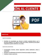Calidad de Servicio y Atencion Al Cliente