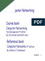 Computer Networks Slides
