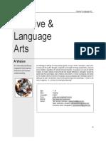 Creative & Language Arts