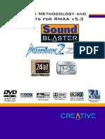 Sound Blaster Audigy 2 ZS RMAA v5.3 Measurement_v1.0