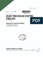 Wangsness - Electromagnetic Fields